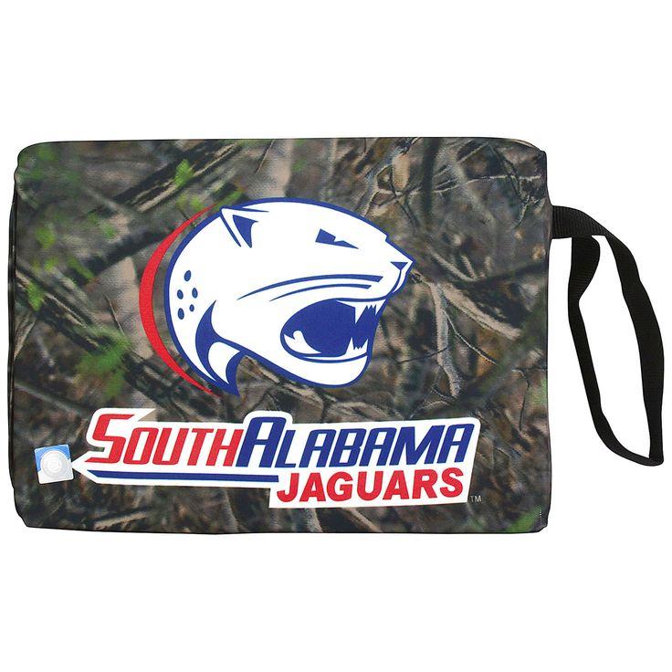 South Alabama Jaguars Stadium Cushion - Realtree Camo - $11.99