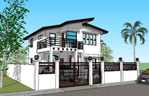 House Plan Purchase - (7 Sets of Plan Blueprint Signed & Sealed) -        P35,000.00 Only Construction Contract: P 2.5 M -  Low-End/Budget P 2.7 M -  Mid-Range/Standard...
