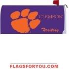 Clemson University Mailbox Cover