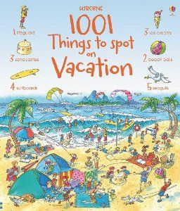 1001 Things to Spot on Vacation: Hazel Maskell, Teri Gower: 9780794530877: Amazon.com: Books