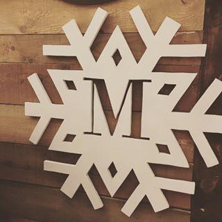 Anawhite Diy Wood Snowflake