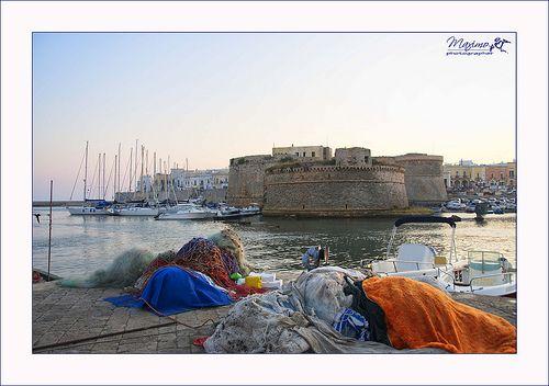 Gallipoli (LE) - Il Porto
