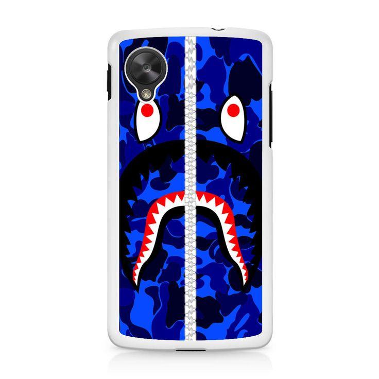 Bape Shark Nexus 5 Case