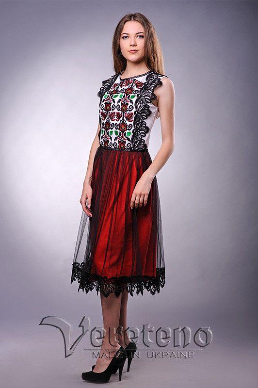 Вишите жіноче плаття  продажа ed628f28b568d