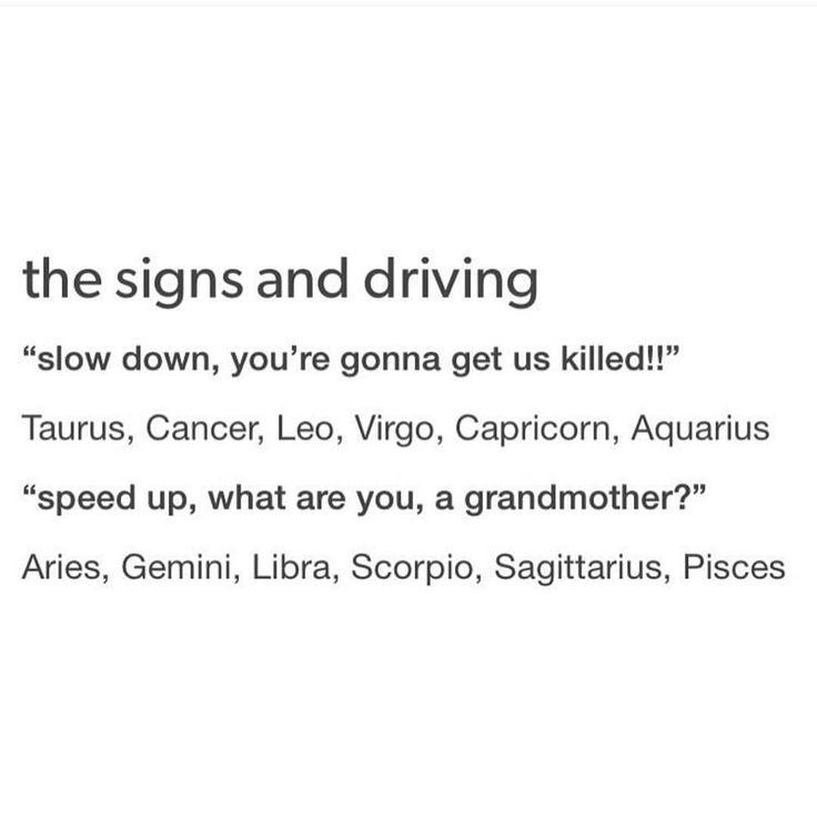 True for sagittarius