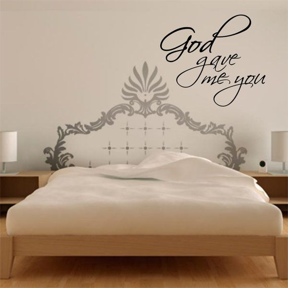 43 best Wall Decals images on Pinterest | Vinyl wall ...