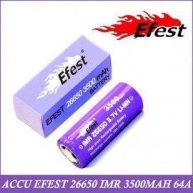 Accu Efest IMR 26650