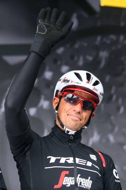 75th Paris Nice 2017 / Stage 1  Alberto CONTADOR /  Boisd'Arcy Boisd'Arcy /
