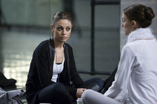 The Evolution Of Mila Kunis #refinery29  http://www.refinery29.com/2015/02/81828/mila-kunis-films-jupiter-ascending#slide-8  Black Swan, 2010  Arguably Kunis' biggest role to date, Black Swan earned the actress a Golden Globe nomination. Her character, Lily, kept us guessing the entire movie.