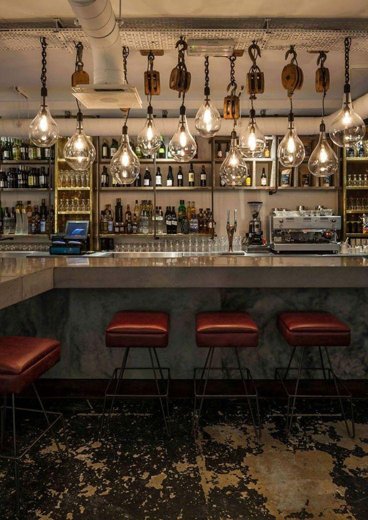 Ideas Baños Rectangulares:Stendhal gastronómico: los 35 restaurantes más bellos del planeta (y