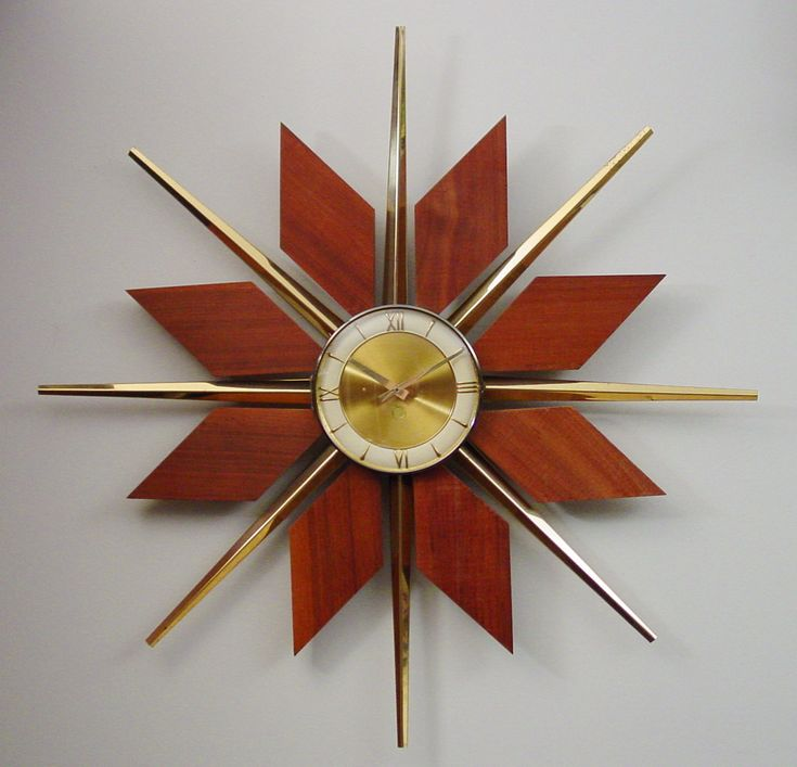 1000 images about atomic wall clocks on pinterest