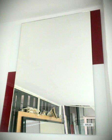 Espejo de ba o metrovidrio espejos y vidrios decorativos for Espejos decorativos bano