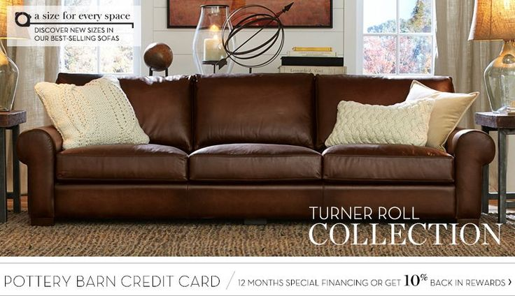 High Back Leather Sofas Turner Sofas Pottery Barn Furniture Living Room Makeover Furniture Upholstery