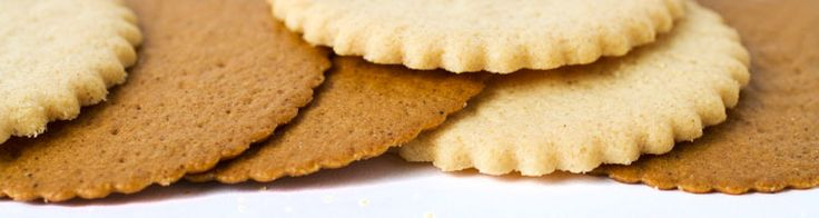 Moravian cookies are famous around Winston-Salem. The 'classic sugar' are our favorites.
