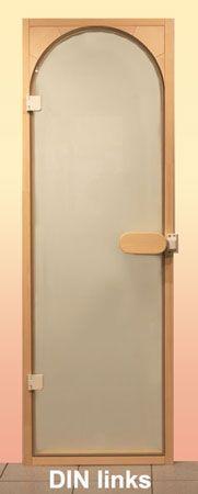 sauna deur toog model - Sauna's en Zwembaden.nl