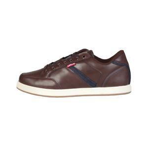 a levis zapatillas casual sneakers hombre color marron 227239_794 marron original