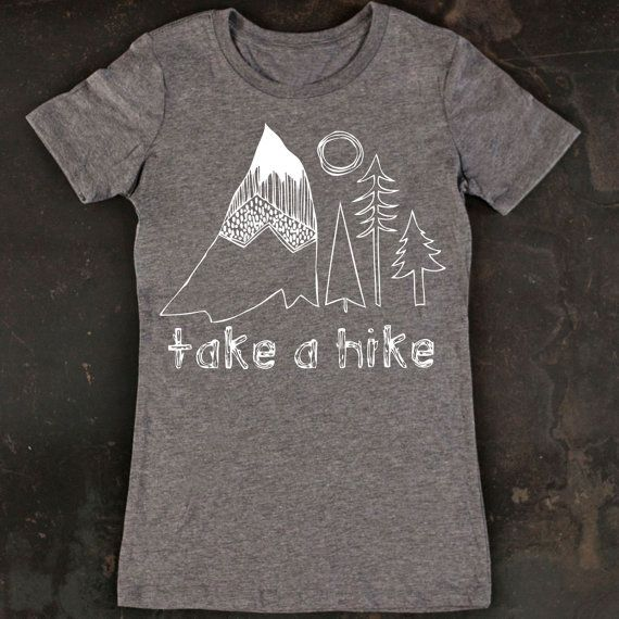 Hey, I found this really awesome Etsy listing at https://www.etsy.com/listing/125755776/womens-take-a-hike-tee-by-trulysanctuary