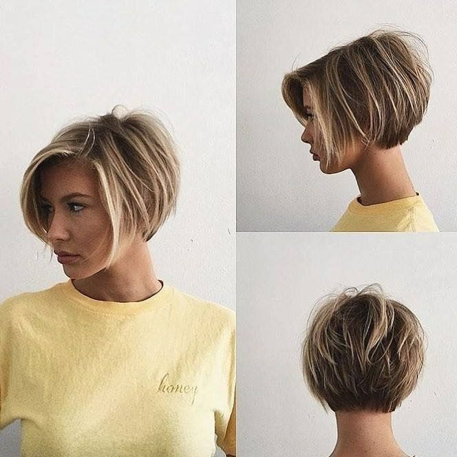 new short bob haircuts 25 best ideas about layered bobs on bob 6313 | c4b7395a00a1fea1e2696d0fa967d5a7