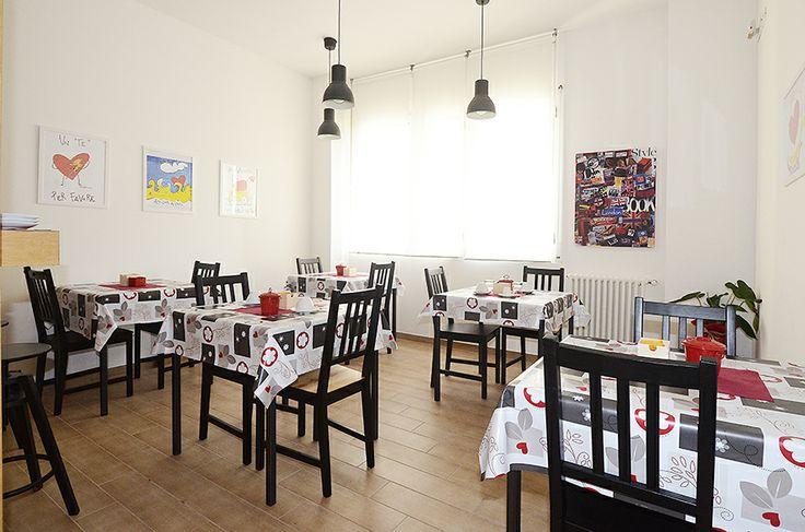 OM2Rome Breakfast area