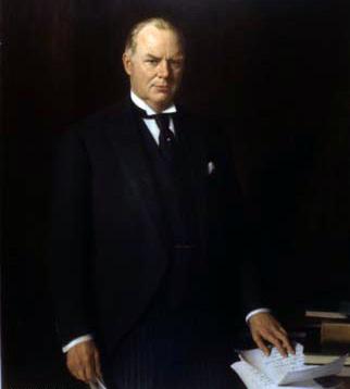 The Right Honourable Richard Bedford Bennett, 11th Prime Minister of Canada  (1930-1935) | #cdnpoli