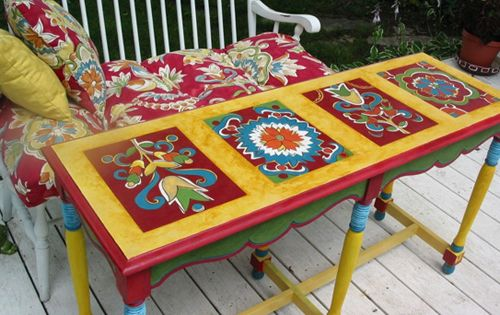 Hand Painted Furniture pic1