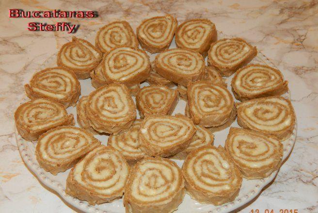 Retete Culinare - Rulada din foi Lica