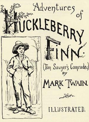 Les aventures de Huckleberry Finn de Marc Twain