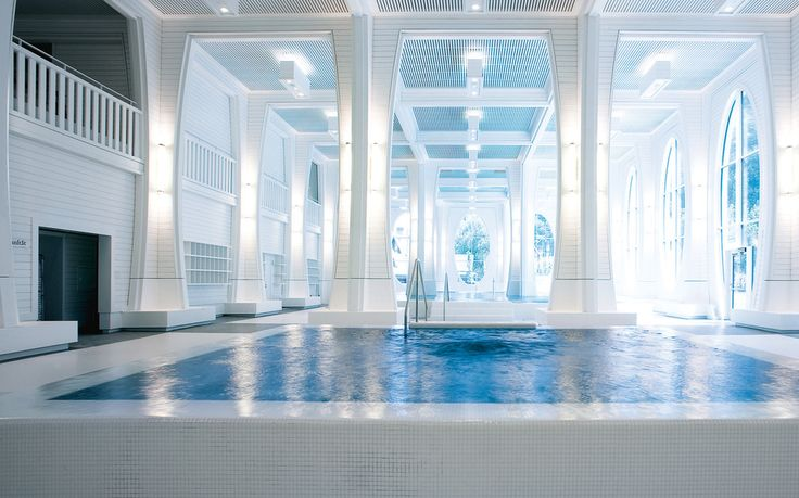Tamina Therme, Bad Ragaz – get a combi ticket for skiing + baths