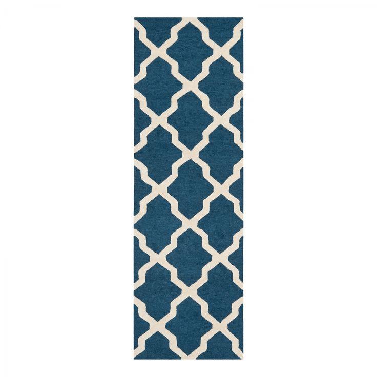 die besten 25 teppich blau wei ideen auf pinterest blauer wandteppich wei e teppiche und. Black Bedroom Furniture Sets. Home Design Ideas