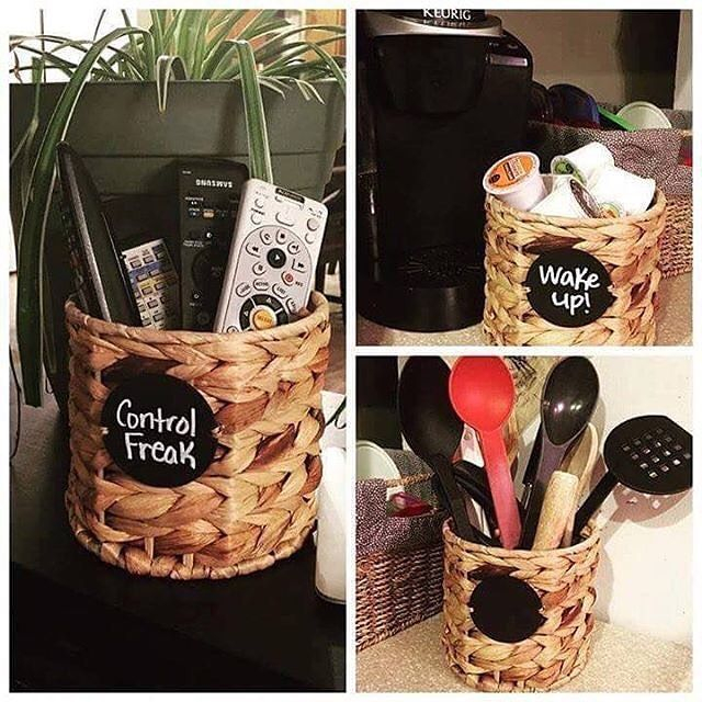 The Your Way Bin keeps all those small items in one easy to find place. #31uses @beyoutifulwithbags