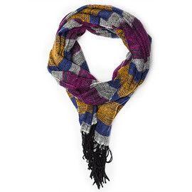 Šátek s pruhy
