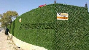 #çimçit @pometal  dekoraçim çit uygulama