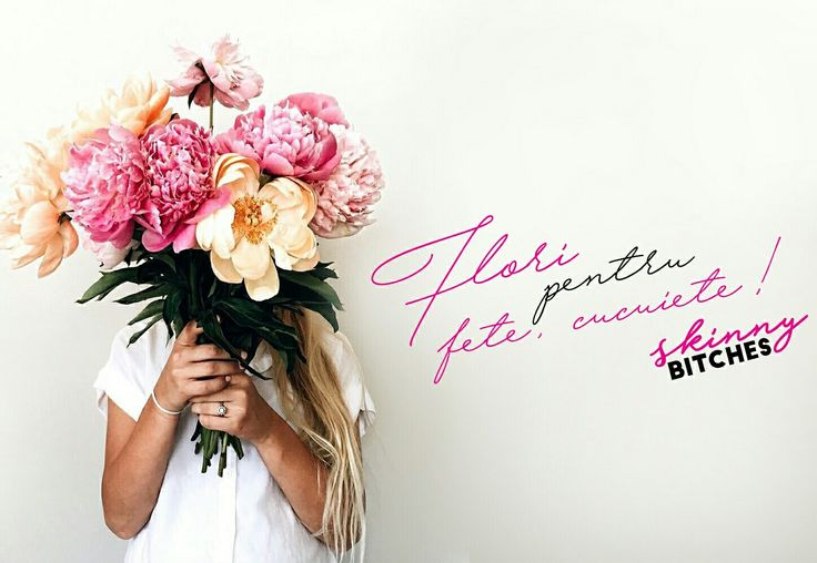 Flori pentru Fete Cucuiete :) O primavara frumoasa, ladies :* #sb #skinnybitches #1martie #primavara #spring #flowers