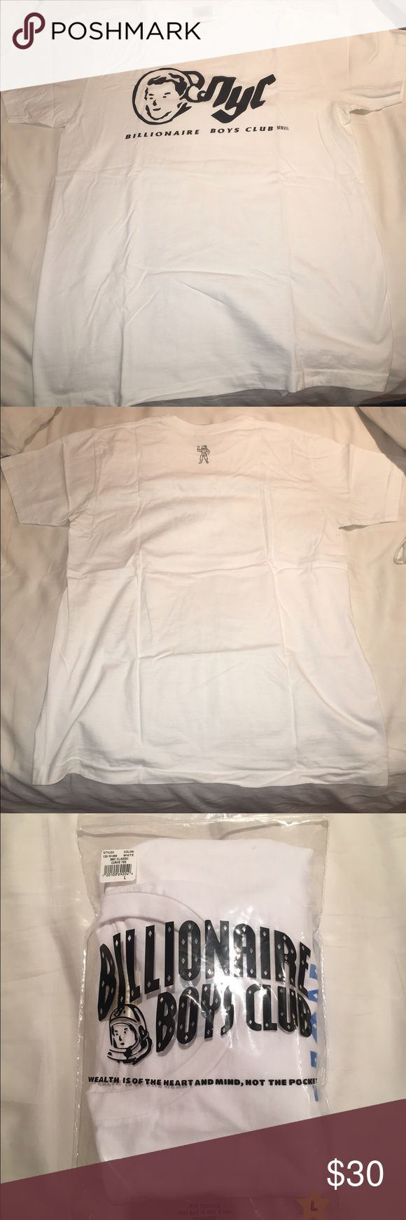 Brand New Billionaire Boys Club T-Shirt Brand new, never worn, comes with original packaging Billionaire Boys Club Shirts Tees - Long Sleeve