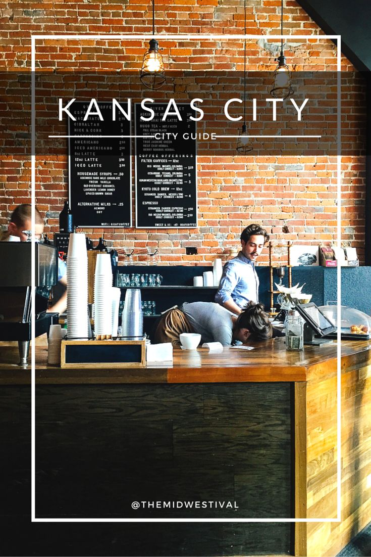Guide to Kansas City by @themidwestival, featuring craft coffee, speakeasies and so much BBQ. #themidwestival