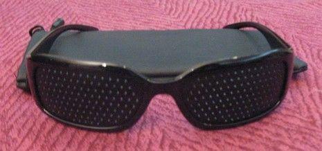 Óculos Reticulados (Pinhole) ZED