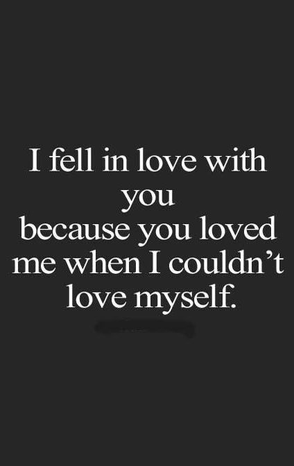 I love you quotes for boyfriend deep. Love doesn't make the world go around, l…