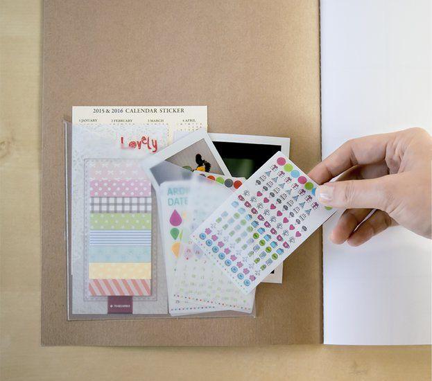 Large Scheduler Kit