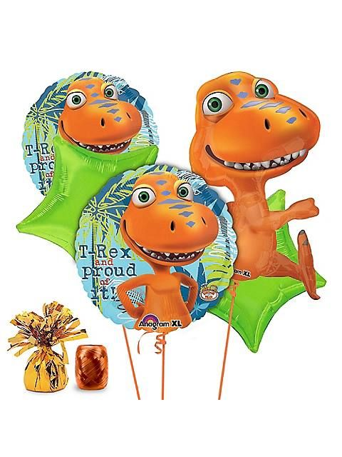 Dinosaur Train Party Balloon Kit