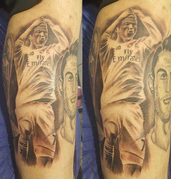 Tatuaje de Cristiano Ronaldo realizado en nuestro centro de la Montera de Madrid.    #tattoo #tattoos #tattooed #tattooing #tattooist #tattooart #tattooshop #tattoolife #tattooartist #tattoodesign #tattooedgirls #tattoosketch #tattooideas #tattoooftheday #tattooer #tattoogirl #tattooink #tattoolove #tattootime #tattooflash #tattooedgirl #tattooedmen #tattooaddict#tattoostudio #tattoolover #tattoolovers #tattooedwomen#tattooedlife #tattoostyle #tatuajes #tatuajesmadrid #ink #inktober…
