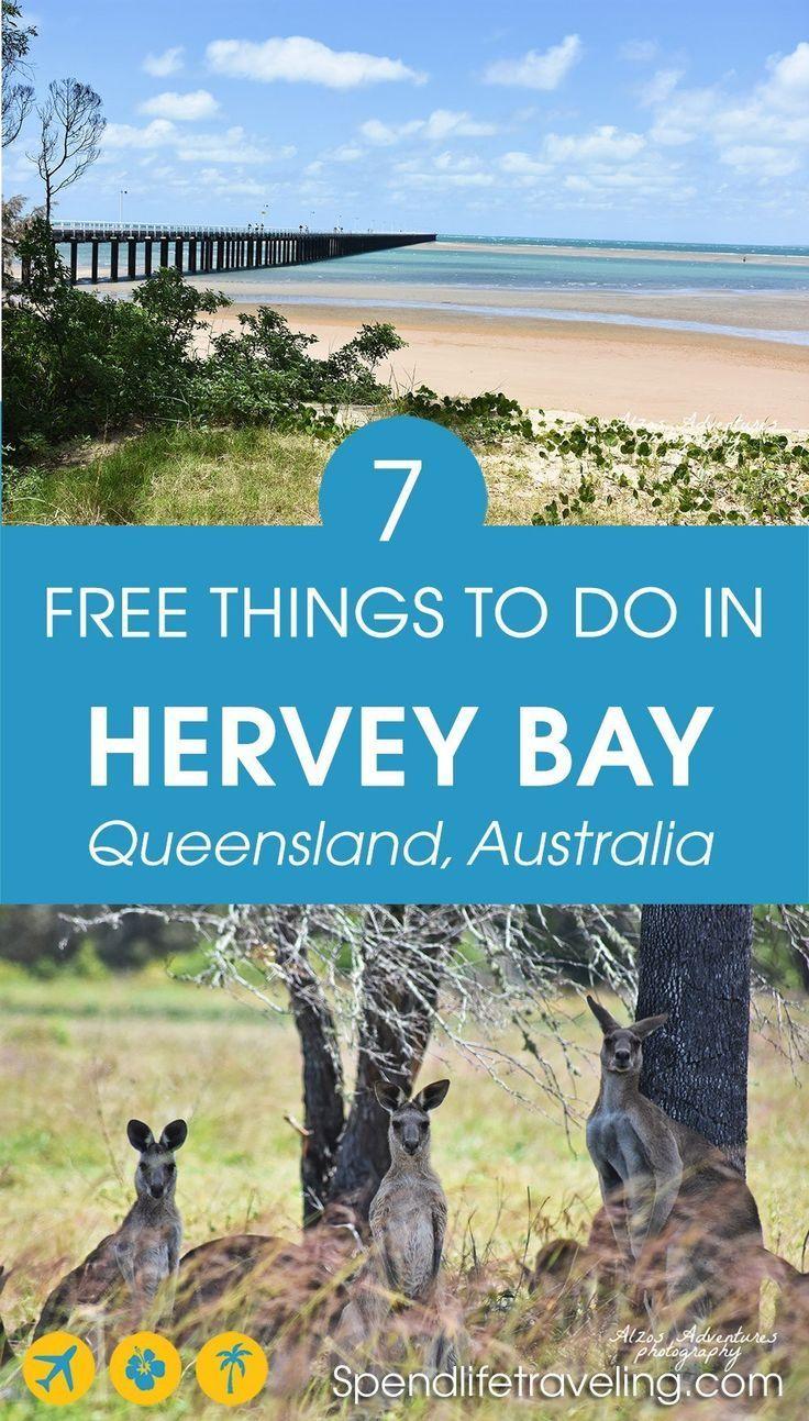 Pinrepin Com Hervey Bay Free Things To Do Australia Travel