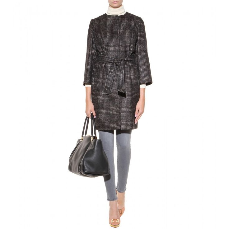Шерстяное пальто   Dolce & Gabbana - mytheresa