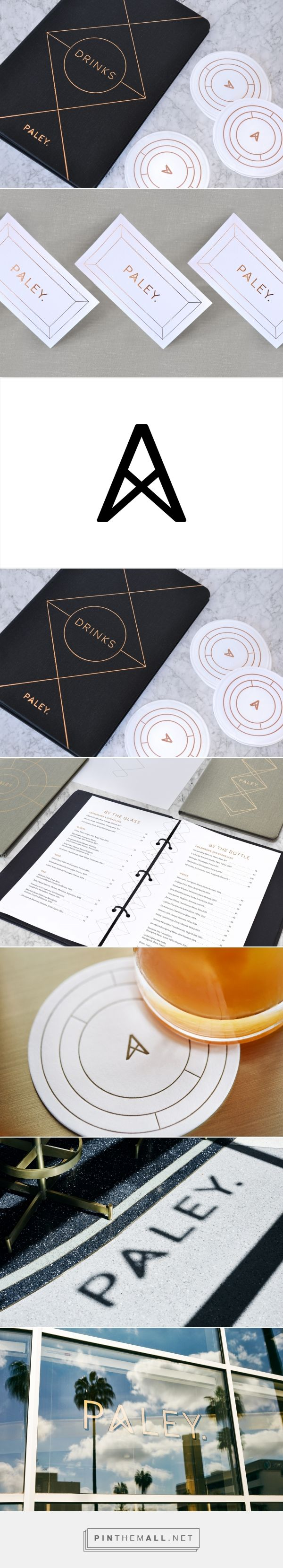 New Logo & Brand Identity for Paley by Mucca