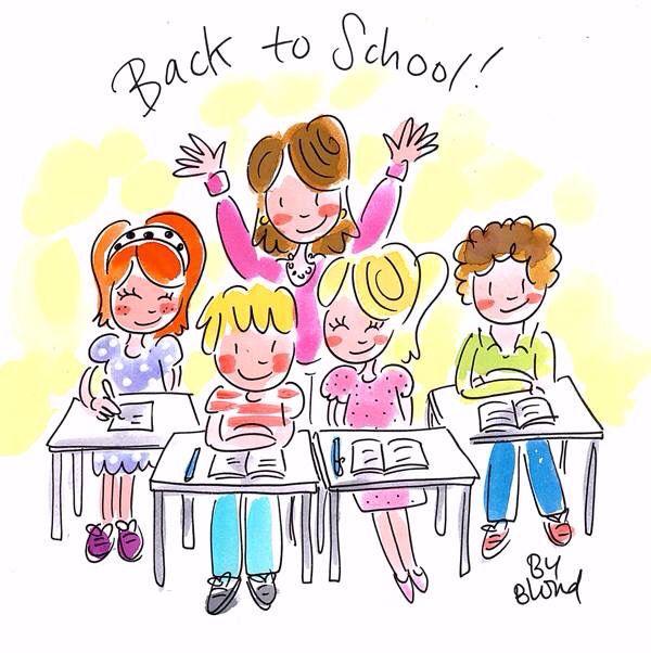 Noord Nederland gaat 'Back to school!' - Blond Amsterdam