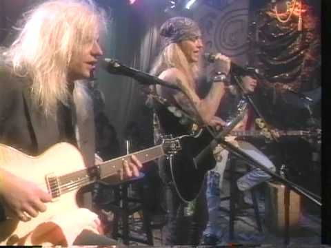 Poison - MTV Unplugged 1990 [Full Concert]  Every Rose Has it Thorn