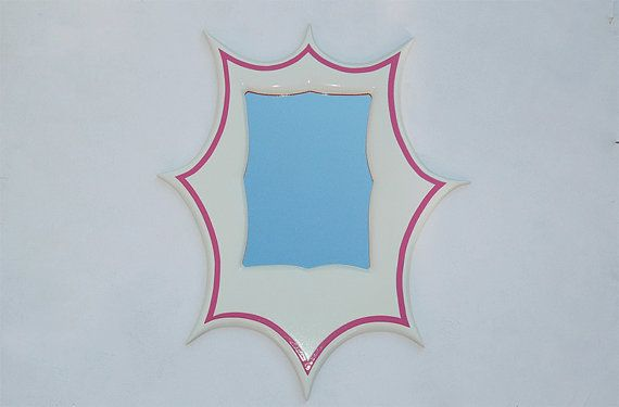 Decorative Wall Mirror Meridian elegant and by funkymirrors.