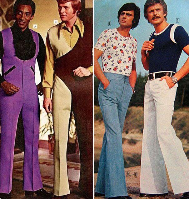 moda,masculina,anos,70 (8) \u2026