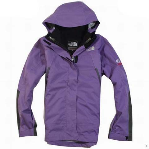 Womens The North Face Triclimate 3 In 1 Jacket Violet $340.00 $113.88