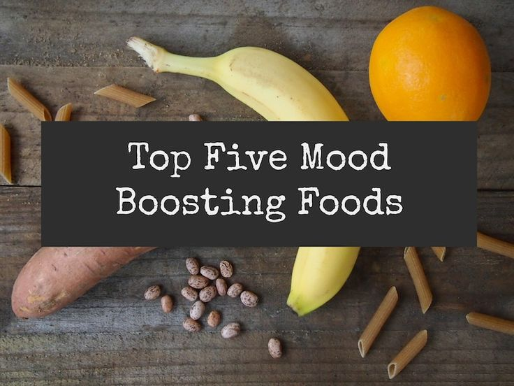 Did you know food can have a powerful effect on your mood? Learn my top five mood boosting foods and how to incorporate them into your diet!
