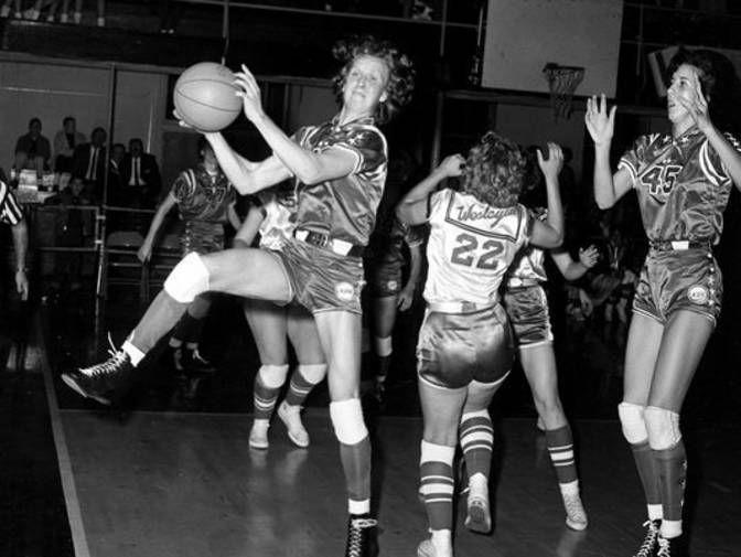 #BasketFem - Historia del baloncesto femenino. Desde 1960 a 1970